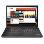 """ThinkPad T580 20L9 - Core i5 8350U / 1.7 GHz - Win 10 Pro 64-bit - 4 GB RAM - 500 GB HDD (16 GB SSD cache) TCG Opal Encryption 2 - 15.6"""" IPS 1920 x 1080 (Full HD) - UHD Graphics 620 - Wi-Fi, Bluetooth - black"""
