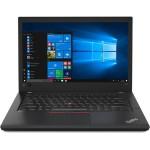 """ThinkPad T480 20L5 - Core i5 8350U / 1.7 GHz - Win 10 Pro 64-bit - 4 GB RAM - 500 GB HDD (16 GB SSD cache) - 14"""" IPS 1920 x 1080 (Full HD) - UHD Graphics 620 - Wi-Fi, Bluetooth - black"""