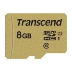 8GB UHS-I U1 microSD with Adapter