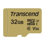 32GB UHS-I U3 microSD with Adapter