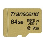 64GB UHS-I U3 microSD with Adapter
