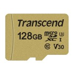 128GB UHS-I U3 microSD with  Adapter
