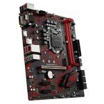 B360M Gaming Plus Desktop Motherboard - Micro ATX - H4 LGA-1151 Socket - Intel B360 Express Chipset - 32GB DDR4 Max Memory - 6x SATA - PCI-E - 1x USB-C - HDMI - GigE - 8 HD Audio Channels