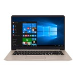 "VivoBook S15 S510UA-RB51 7th Gen Intel Core i5-7200U 2.5GHz Notebook PC - 8GB RAM, 1TB HDD, 15.6"" 1920 x 1080 (Full HD), HD Graphics 620, 802.11ac, Bluetooth, Microsoft Windows 10 Home 64-bit"