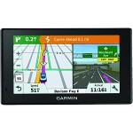 "DriveSmart 51 LMT-S 5"" GPS Navigator with Lifetime Maps of the US & Canada & Live Traffic - Refurbished"