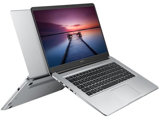 Huawei USA MateBook D 8th Gen Intel Core i7-8550U Quad-Core 1 80GHz  Notebook PC - 16GB RAM, 256GB SSD + 1TB HDD, 15 6