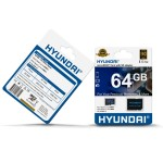 64GB Flash microSD with Adapter