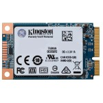 SSDNow UV500 - Solid state drive - encrypted - 120 GB - internal - mSATA - SATA 6Gb/s - 256-bit AES - Self-Encrypting Drive (SED), TCG Opal Encryption 2.0