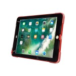 SafePort Rugged Case for iPad (2017/2018) 9.7-inch iPad Pro and iPad Air 2 - Red