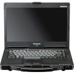 "Toughbook CF-53 i5-2520M 2.5GHz, 4GB RAM, 128GB HD, 14"", Windows 10 Pro - Refurbished"