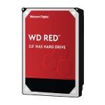 """WD Red NAS Hard Drive WD80EFAX - Hard drive - 8 TB - internal - 3.5"""" - SATA 6Gb/s - 5400 rpm - buffer: 256 MB"""