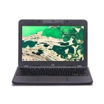 "Chromebook NL7 Intel Celeron N3350 Dual-Core 1.10GHz Notebook PC - 4GB RAM, 32GB eMMC, 11.6"" HD (1366x768) IPS Display, Wi-Fi, Bluetooth 4.0, Chrome OS"
