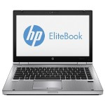 Elitebook 8470P Intel Core i5-3320 Notebook PC - 4GB RAM, 320GB HDD, DVD, Microsoft Windows 10 Pro 64-Bit - Refurbished