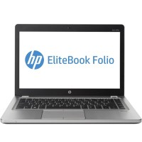 "HP Inc. EliteBook Folio 9470M Intel Core i5-3427U 1.8GHz Ultrabook PC - 4GB RAM, 128GB SSD, 14"" Display, 3x USB 3.0, DisplayPort, VGA, Microsoft Windows 10 Professional - Refurbished H9470Mi54128W10P"