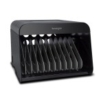 Universal AC Charge Station - Cabinet unit (charge only) for 12 tablets / notebooks - lockable - steel