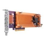 QM2-4S-240 - Storage controller - SATA low profile - PCIe 2.0 x4