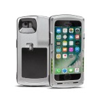Infinea X7 - iPhone 6/6s/7/8 2D Barcode Scanner - Grey with Extended Battery