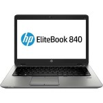 "EliteBook 840 G1 Intel Core i5-4300U 1.9GHz Notebook PC - 8GB RAM, 120GB SSD, 14"" Display, Microsoft Windows 10 Pro - Refurbished"