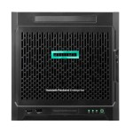 ProLiant MicroServer Gen10 X3421 1P 8GB-U 4LFF NHP SATA 200W PS Soln Server