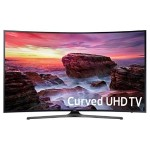 "55"" Class Curved 4K UHD TV - 55"" 3840x2160 (4K UHD) - 16:9 Aspect Ratio - 120 Motion Rate - Wi-Fi - LAN - USB - Bluetooth - 3x HDMI - 2x Speakers - Refurbished"