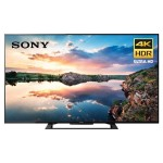 "BRAVIA 60"" Class Smart LED TV - 60"" 3840x2160 (4K UHD) - 16:9 Aspect Ratio - 60Hz Refresh Rate - WiFi - LAN - USB - 3x HDMI - 2x Speakers - 4K HDR - Refurbished"