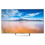 "BRAVIA XBR 65"" Class Smart LED TV - 65"" 3840x2160 (4K UHD) - 16:9 Aspect Ratio - Motionflow XR 960 - WiFi - LAN - BT - 4x HDMI - USB - 2x Speakers - Android - Refurbished"