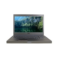 "Dell Precision M4800 Intel Core i7-4900MQ Quad-Core 2.8GHz Notebook PC - 16GB SoDimm DDR3, 256GB SATA SSD, 15.6"" FHD, 10/100/1000 Ethernet, 802.11 a/b/g/n, DVD+/-RW, Microsoft Windows 10 Pro 64-bit - Refurbished PC5-1231"