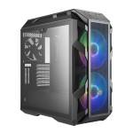 MasterCase H500M Mid-tower Computer Case - Iron Gray