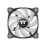 Pure Plus 12 LED RGB Radiator Fan TT Premium Edition - Case fan - 120 mm (pack of 3)