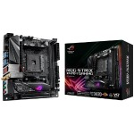 ROG STRIX X470-I GAMING - Motherboard - mini ITX - Socket AM4 - AMD X470 - USB 3.1 Gen 1, USB 3.1 Gen 2 - Bluetooth, Gigabit LAN, Wi-Fi - onboard graphics (CPU required) - HD Audio (8-channel)