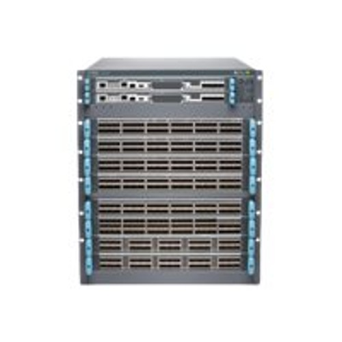 MacMall | Juniper Networks QFX Series QFX10008 - Switch - L3 - managed -  rack-mountable - TAA Compliant QFX10008-REDUND-T