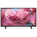 "43"" Full HD 1080P LED TV with HDMI and USB"