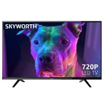 "32"" HD LED TV with HDMI and USB"