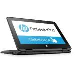 """ProBook X360 11 G1 Intel Pentium N4200 1.1GHz Notebook PC - 4GB DDR3L RAM, 128GB SSD, 11.6"""" 1366 x 768 Touchscreen, Intel HD Graphics, USB-C, Microsoft Windows 10 Pro 64-bit - Refurbished"""