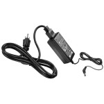 Universal Power Supply - power adapter - North America - for VVX 150, 250, 350, 450, black