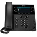 VVX 450 Business IP Phone - VoIP phone - SIP, SDP - 12 lines