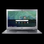 """Chromebook 15 CB315-1H-C9Y4 - Celeron N3450 1.1 GHz, 4 GB RAM, 32 GB eMMC - 15.6"""" IPS 1920 x 1080 (Full HD) - HD Graphics 500 - Wi-Fi, Bluetooth, Chrome OS - Sparkly Silver"""