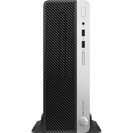 HP Inc  ProDesk 400 G5 8th Gen Intel Core i5-8500 6-Core 3GHz Small Form  Factor PC - 8GB RAM, 256GB PCIe NVMe SSD, Intel UHD Graphics 630,  DVD-Writer,