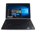 "Latitude E6220 12.5"" Standard Laptop - Intel Core i3 2310M 2nd Gen 2.1 GHz 4GB SODIMM DDR3 SATA 2.5"" 250GB Windows 10 Pro 64-Bit - Wifi, Webcam - Refurbished"