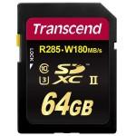64GB SDXC Class 3 UHS-II Card