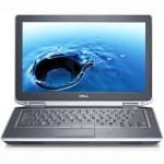 "Latitude E6320 13.3"" Standard Laptop - Intel i3 2310M 2nd Gen 2.1 GHz 4GB SODIMM DDR3 SATA 1.8"" 100GB SSD DVD-RW Windows 10 Home - Wifi, Webcam - Refurbished"