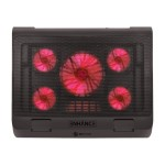ENHANCE GX-C1 - Notebook fan - red