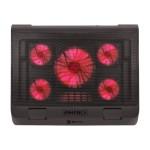 ENHANCE GX-C1 - Notebook fan - red