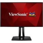 "ColorPro VP2768-4K - LED monitor - 27"" (27"" viewable) - 3840 x 2160 4K - IPS - 350 cd/m² - 1300:1 - 5 ms - 2xHDMI, DisplayPort, Mini DisplayPort - black"