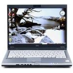 "LifeBook S6510 14.1"" Black Laptop - Intel Core 2 Duo P8600 2.4 GHz 4GB SODIMM DDR2 SATA 2.5"" 120GB HDD DVD-RW Windows 10 Pro 64-Bit - Refurbished"