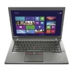 """ThinkPad T450 Notebook - Intel Core i7-5600U 2.6GHz, 16GB DDR3L, 256GB, 14"""", 3x USB 3.0, Windows 10 Pro 64-bit - Refurbished"""