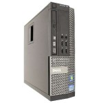 OptiPlex 790 DT Intel Core i3-2120 Dual-Core 3.30GHz Desktop PC - 8GB RAM, 2TB HDD, VGA, Microsoft Windows 10 Pro 64-bit - Refurbished