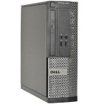 OptiPlex 3020 SFF Intel Core i3-4130 Dual-Core 3.40GHz Desktop PC - 8GB RAM, 120GB SSD, Microsoft Windows 10 Pro 64-bit - Refurbished