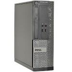 OptiPlex 3020 SFF Intel Core i3-4130 Dual-Core 3.40GHz Desktop PC - 8GB RAM, 120GB SSD, Microsoft Windows 10 Pro 64-bit - Refurbished