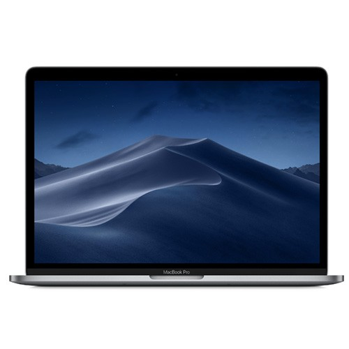 13.3 MacBook Pro with Touch Bar, Quad-Core Intel Core i5 2.3GHz, 8GB RAM, 256GB SSD storage, Intel Iris Plus Graphics 655, 10-hour battery life, Space Gray, macOS High Sierra